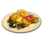 american-spinach-omlette