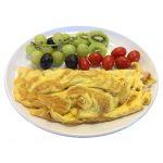 turkey-omelette
